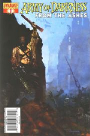 Army of Darkness #1 From the Ashes Suydam Cover A